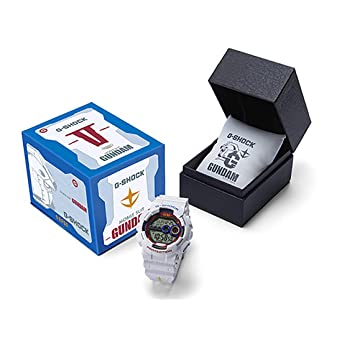 Amazon.com: CASIO G-SHOCK GUNDAM Collaboration GD-100 GUNDAM 35th Anniversary Watch (Japan Domestic Genuine Products): Watches