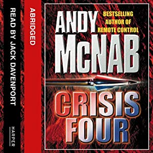 Crisis Four: Nick Stone, Book 2 Audiobook