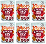 Whisps Cheddar Bacon BBQ (2.12oz) 6 Pack For Sale