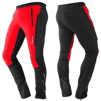 Amazon.com: SILVINI multifuncional pantalones de Softshell ...