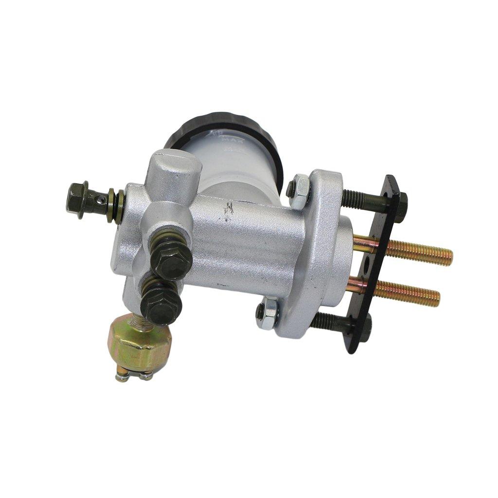 CNCMOTOK New Hydraulic Brake Master Cylinder for 90cc 110cc 125cc 150cc 200cc 250cc Go Kart Buggy Sunl BMS Kandi Roketa Kazuma Kinroad ATV by CNCMOTOK (Image #5)