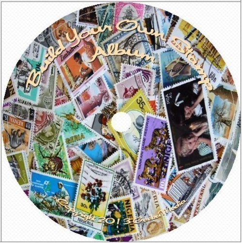 World Stamp Album Pages: 18000+ Printable Pages From 37 Countries & 52 Books (Israel Stamp Collection)
