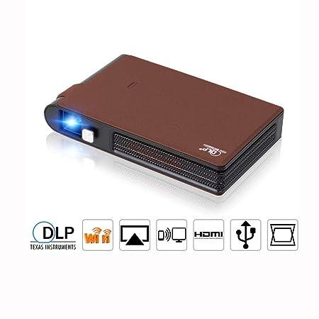 Ai LIFE Proyector Pico 3D DLP portátil Soporte de Espejo de ...