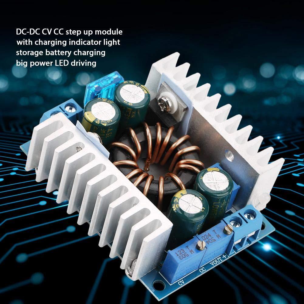 convertisseur /él/évateur de tension de module DC10-32V /à DC12-60V Module dalimentation de suralimentation pour la stabilisation de la tension de l/énergie solaire Module de suralimentation