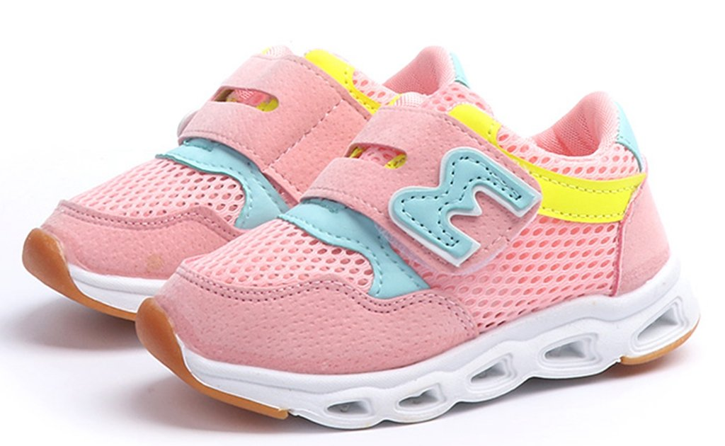 LabatoStyle Toddler Kids Boys Girls- Lightweight Fashion Sneakers Casual Breathable Sport Shoes
