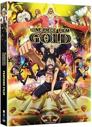 Amazoncom One Piece Film Gold Colleen Clinkenbeard