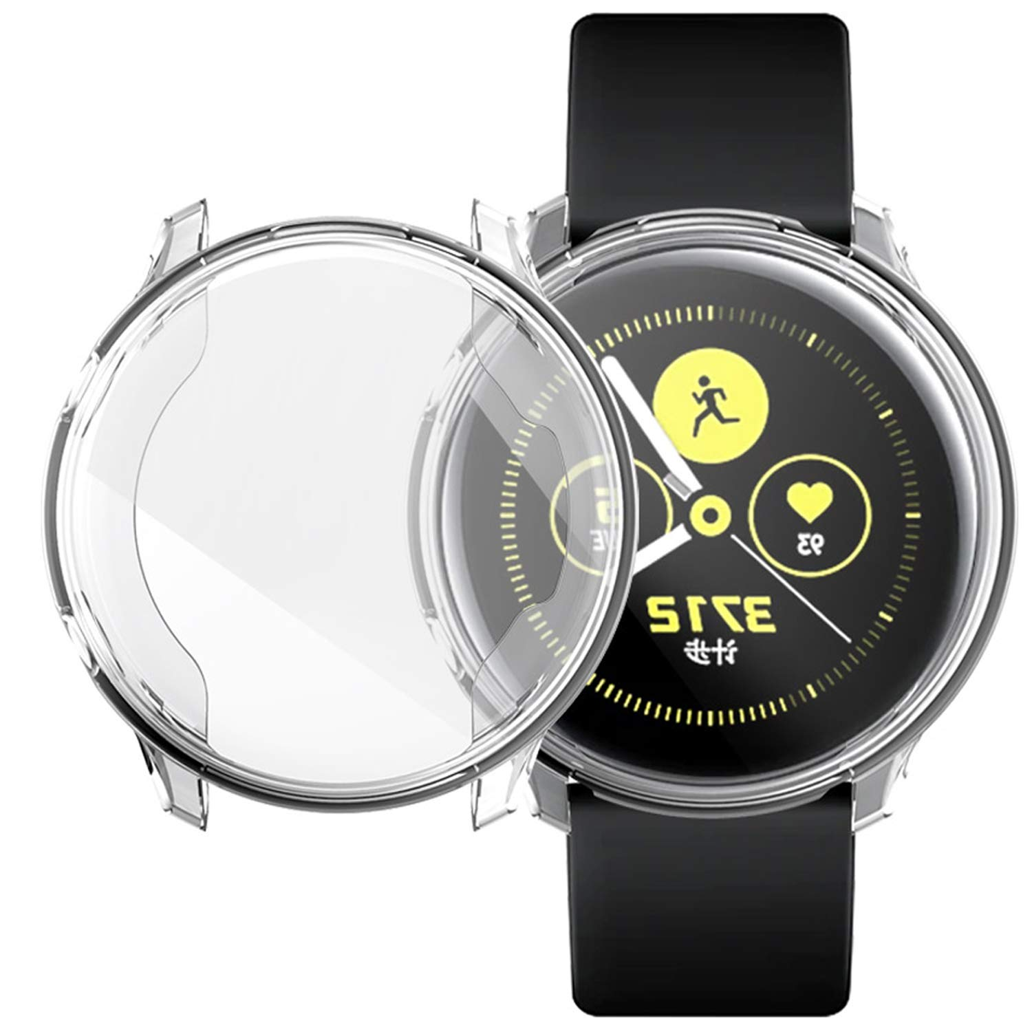 Funda transparente para reloj Samsung Galaxy Watch Active