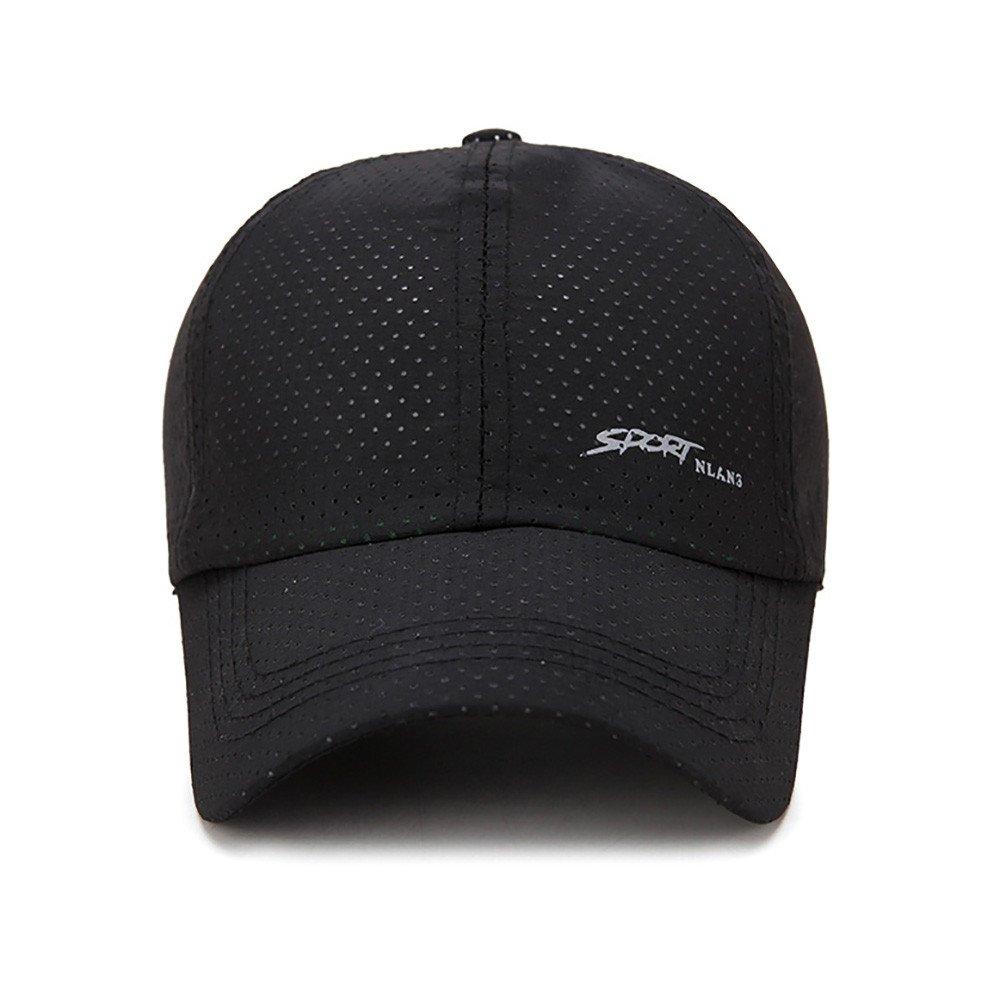 Amazon.com : SPE969 Men Baseball Cap Hats Casquette for Choice OOutdoor Golf Sun Hat, Beige, Black : Sports & Outdoors