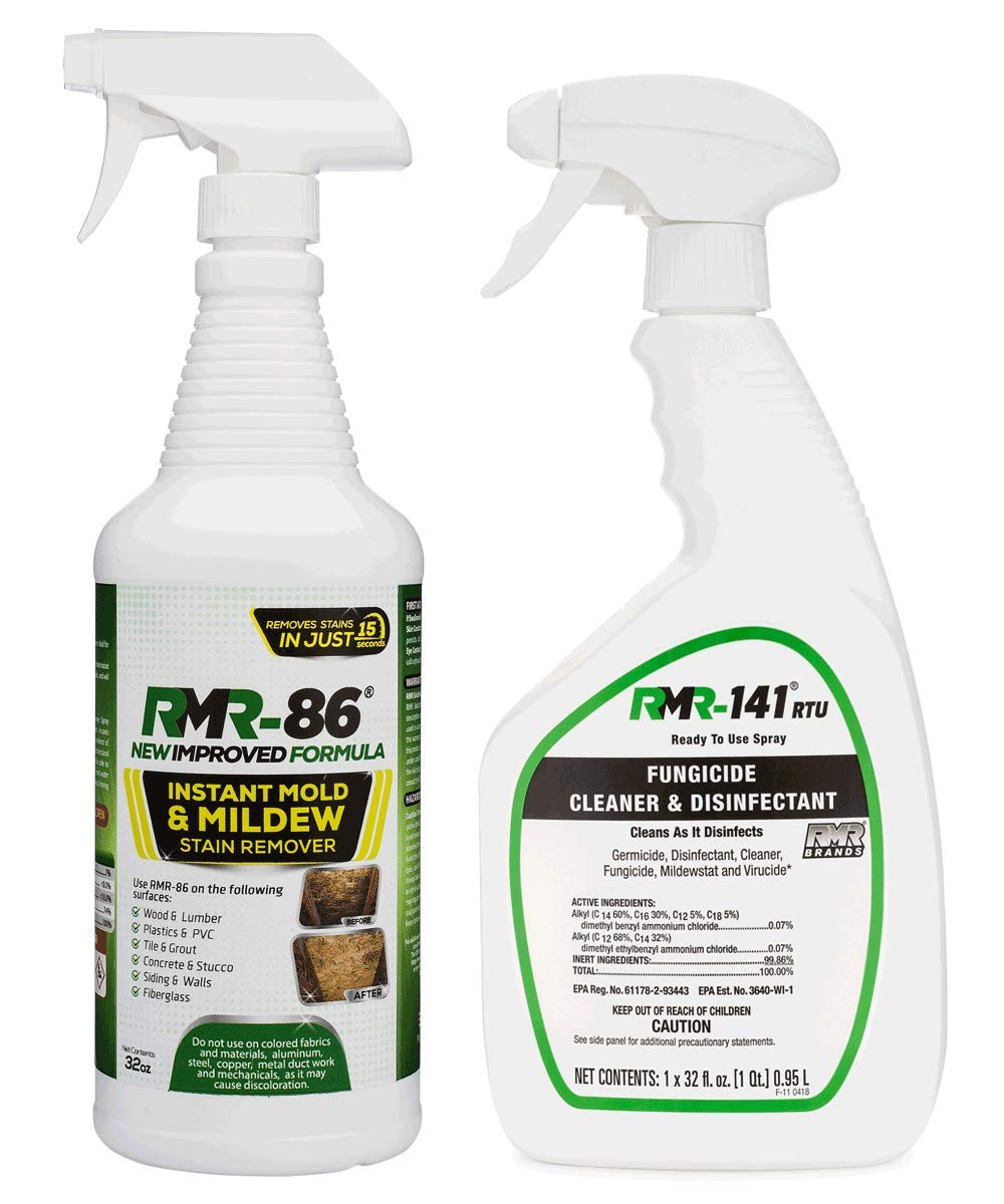 Diy mold removing spray