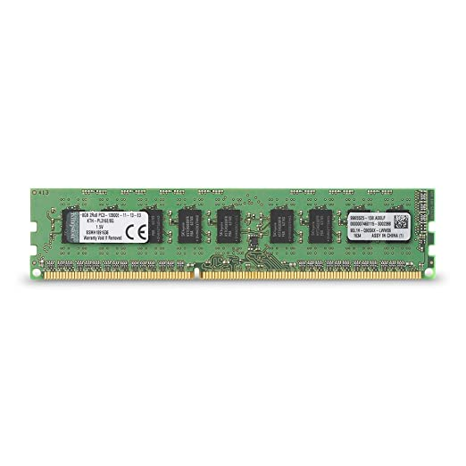 10 opinioni per Kingston Technology System Specific Memory 8GB DDR3 1600MHz ECC