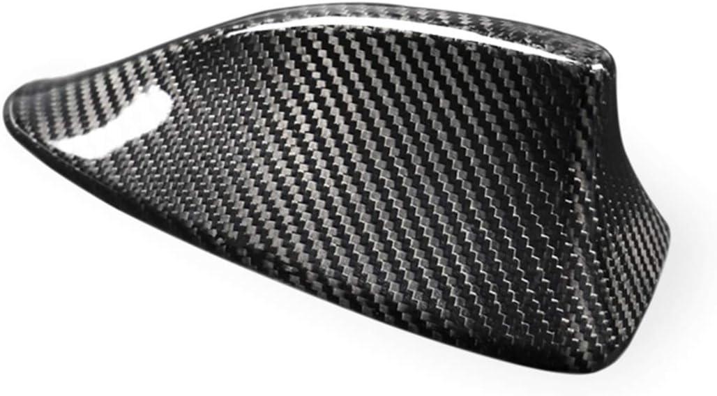 Carbon Fiber Roof Antenna Shark Fin Frame Decal Cover Trim for BMW 5 7 Series F01 F10 F11 F18 2010-2016 520i 523i 525i 528i 530i 535i 204