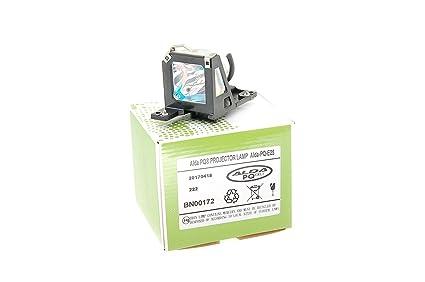 Alda pq premium lampada proiettore per epson emp s emp tw