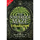 The Sorcerer's Maze Collection: Three Books in One (You Say Which Way)