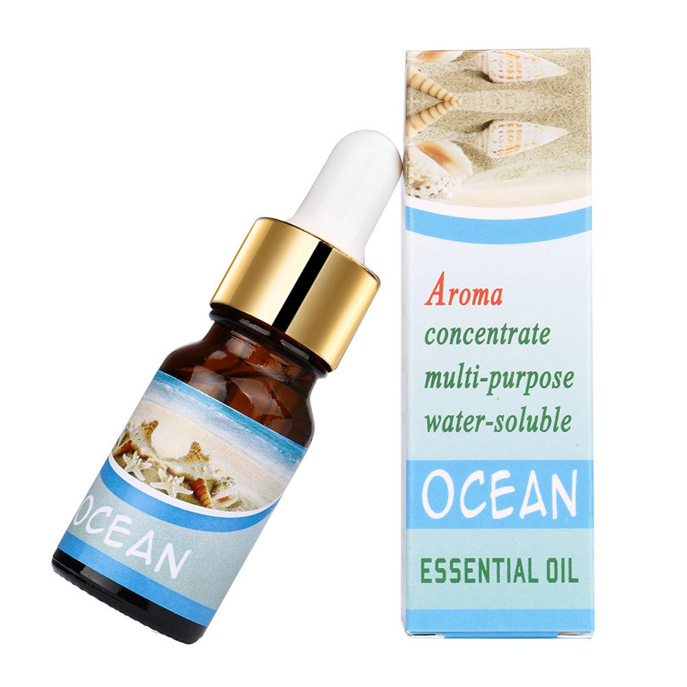 ❤️ Sunbona Clearance Sale 10ml Pure & Natural Essential Oils Aromatherapy Scent Skin Care (B)