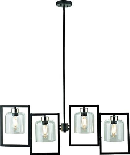 Addington Park 31789 Utila Collection 4-Light Chandelier