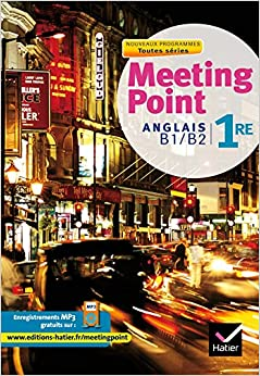 Descargar Meeting Point Anglais 1re éd. 2011 - Manuel De L'élève Epub Gratis