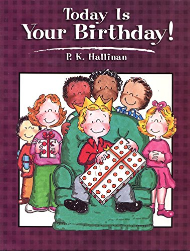 Today Is Your Birthday! (Today Is--Holiday Series Book -