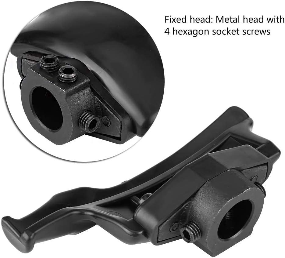 28 mm//1.130 mm//1.2 Opcional 30mm Cambiador de neum/áticos negro M/áquina Herramienta de montaje de nylon de pl/ástico Herramienta de reparaci/ón de cabezal de pato desmontable Cabezal de desmontaje