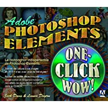 Photoshop elements +CD/1-click wow book