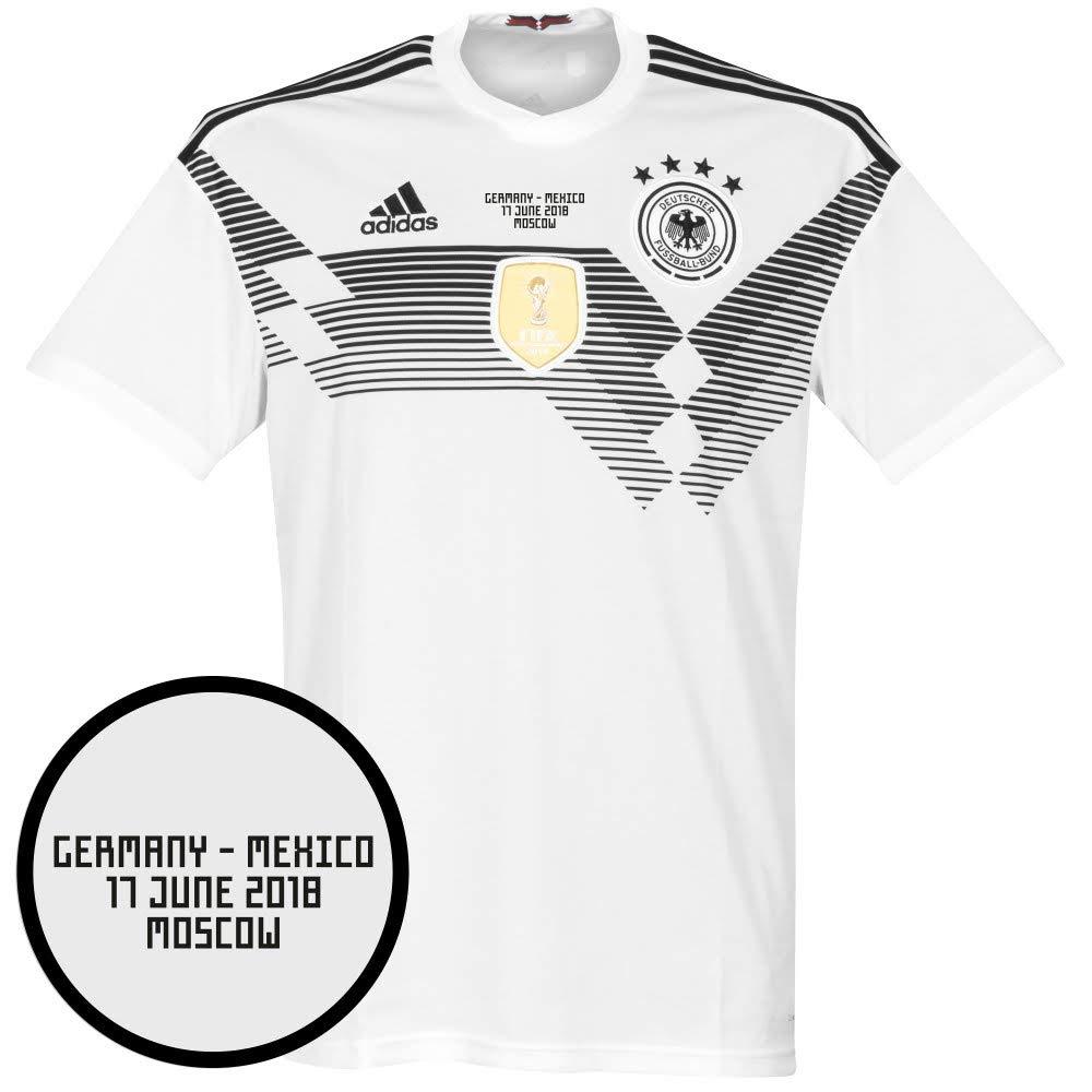 Deutschland Home Trikot 2018 2019 inkl vs Mexiko WM Druck