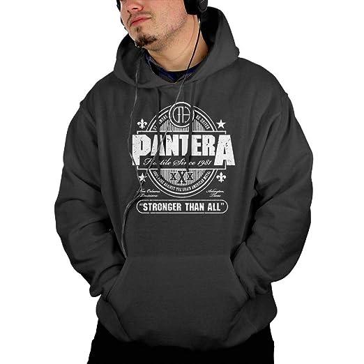 Givmegjvnd Man Pantera Stronger Than All Hoodie Sweatshirt