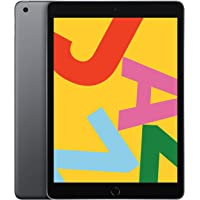 $399 » New Apple iPad (10.2-Inch, Wi-Fi, 128GB) - Space Gray (Latest Model)