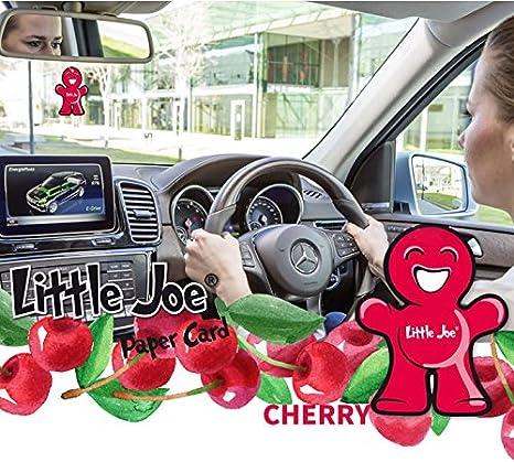Little Joe 265010 Lufterfrischer Paper Duft Cherry Rot Auto
