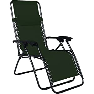 Odaof Zero Gravity Chair (Green)