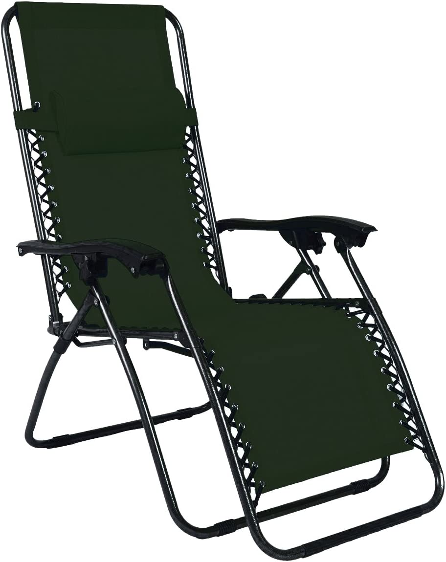 Odaof Zero Gravity Chair (Green)