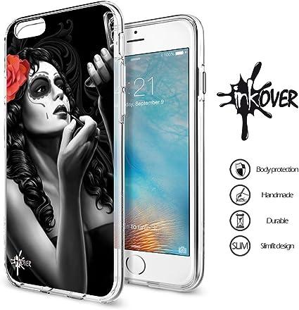 Funda iPhone 7 - INKOVER - Funda Carcasa Case Bumper Protección ...
