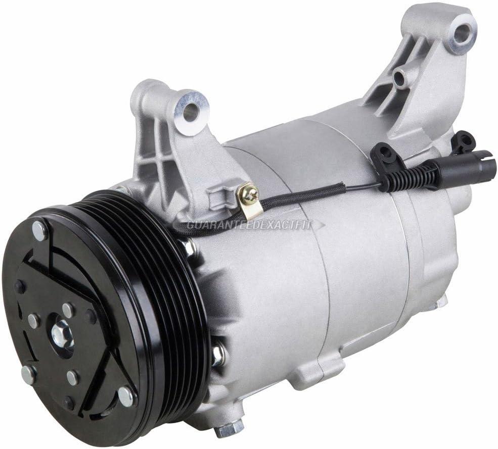 BuyAutoParts 60-00829NA NEW AC Compressor /& A//C Clutch For Toyota Echo 2000 2001 2002 2003 2004 2005
