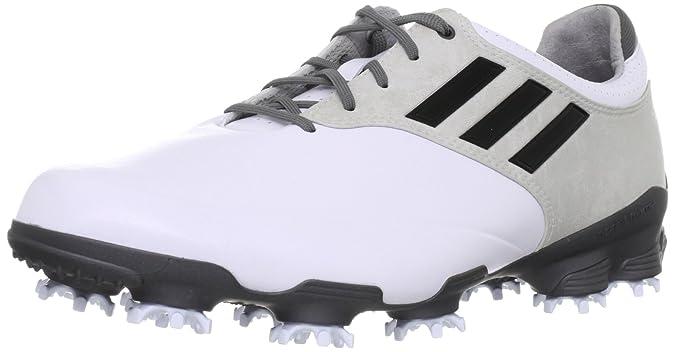 Adidas uomini adizero tour scarpa da golf, bianco, 7 w: