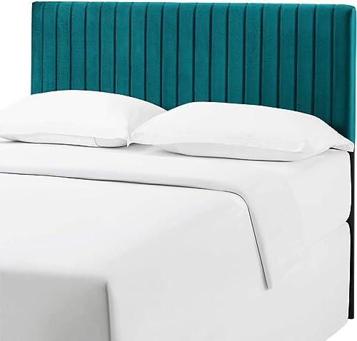 Contemporary Modern Urban Designer Bedroom Full and Queen Size Headbaord