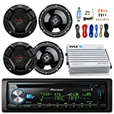 Best JVC Amps For Cars - Pioneer DEH-X6900BT Car CD Player Receiver Bluetooth USB Review