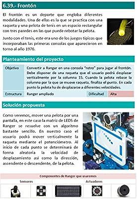 Robótica Educativa con Ranger y Arduino: Amazon.es: Ernesto ...