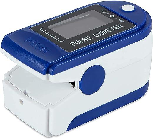 Demaco Plastic Pulse Oxymeter Oxygard OG01 White