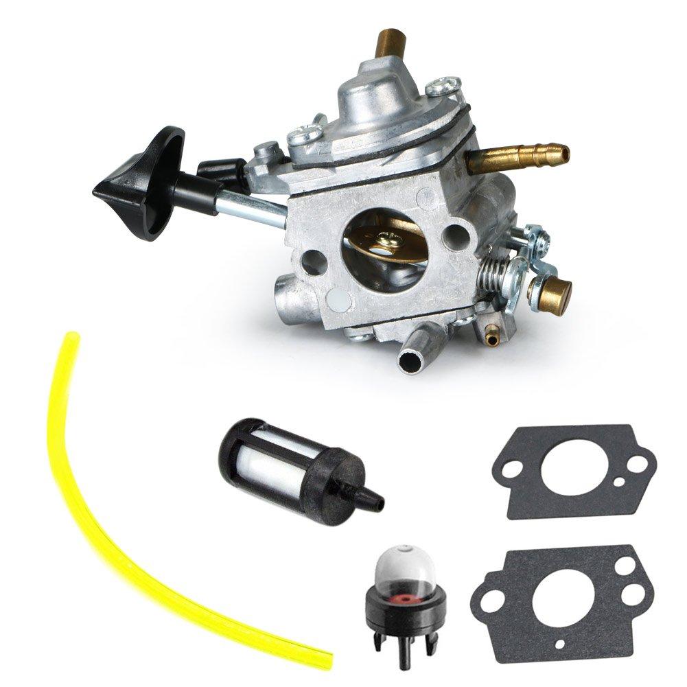 hgfter carburador Para Tipo BR500 BR550 BR600 Mochila soplador C1q-S183 Conjunto de Carb