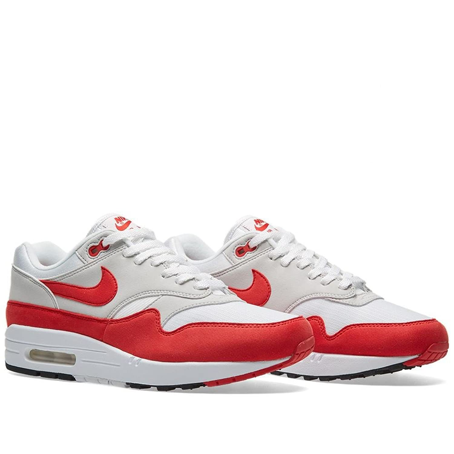 NIKE AIR MAX 1 ANNIVERSARY 'ANNIVERSARY RED' - 908375-100: Amazon.ca: Shoes  & Handbags