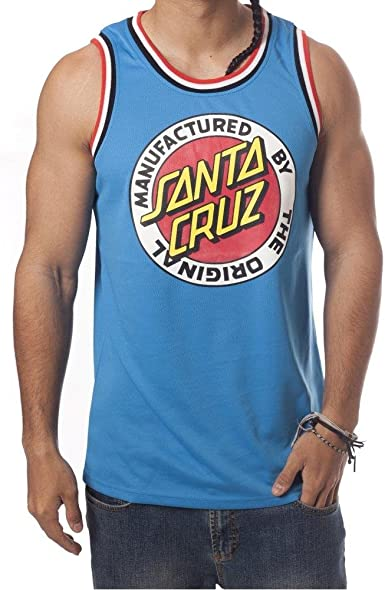 MF Original baloncesto Santa Cruz azul small: Amazon.es: Ropa ...