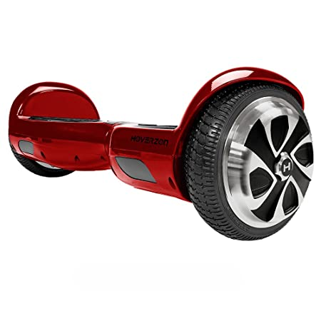 HOVERZON S Series Self Balance Hoverboard Scooter UL 2272; Dual Power 250-Watt Motor; Durable Aegis Armor Battery