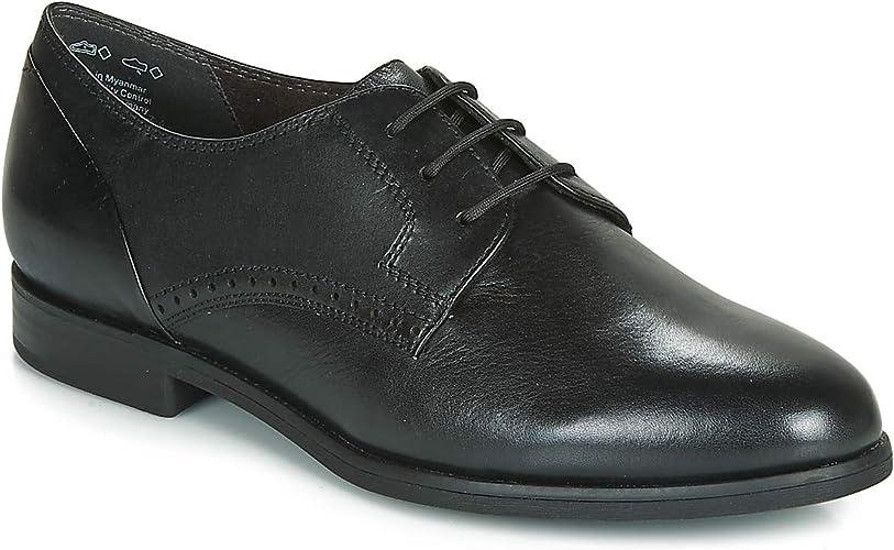 Tamaris Damen 1 1 23201 23 Derbys: : Schuhe