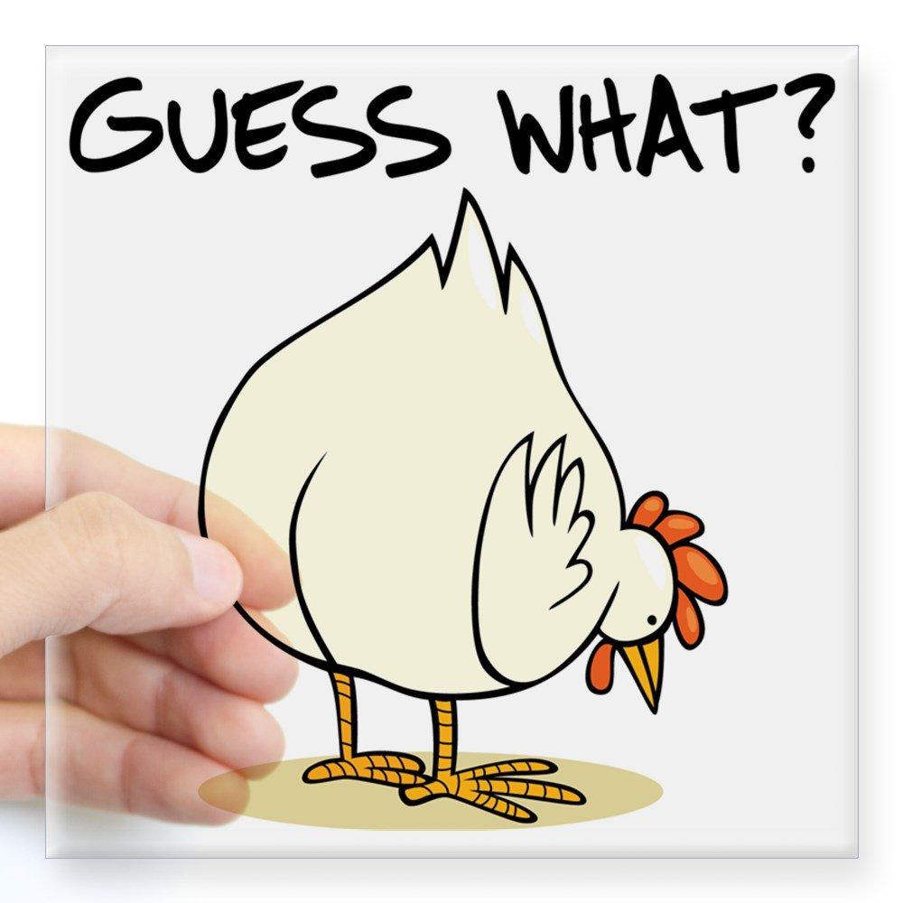 有名な高級ブランド CafePress – Chicken x5 Butt