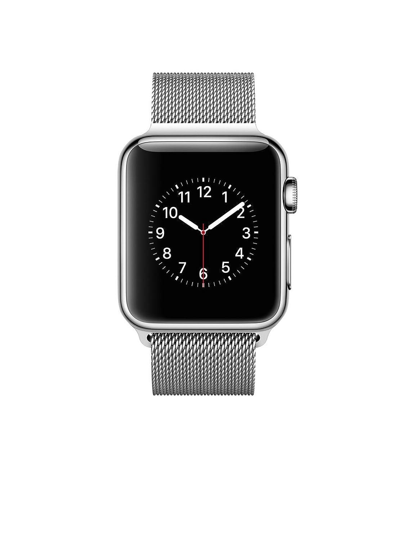Amazon.com: Apple Watch (38 mm & 42 mm), Acero (Steel ...