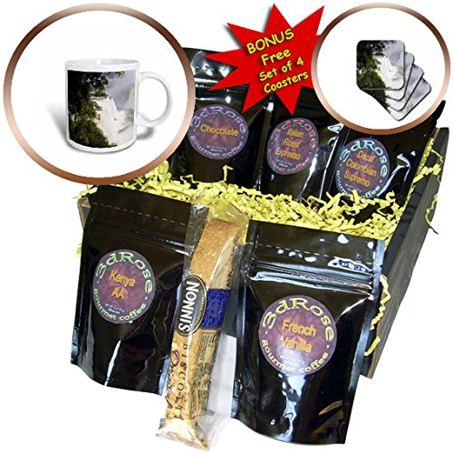 Danita Delimont - Waterfall - Iguacu Falls, Cataratta Foz do Iguacu, Parana, Iguazu NP, Brazil - Coffee Gift Baskets - Coffee Gift Basket - Waterfalls Iguacu