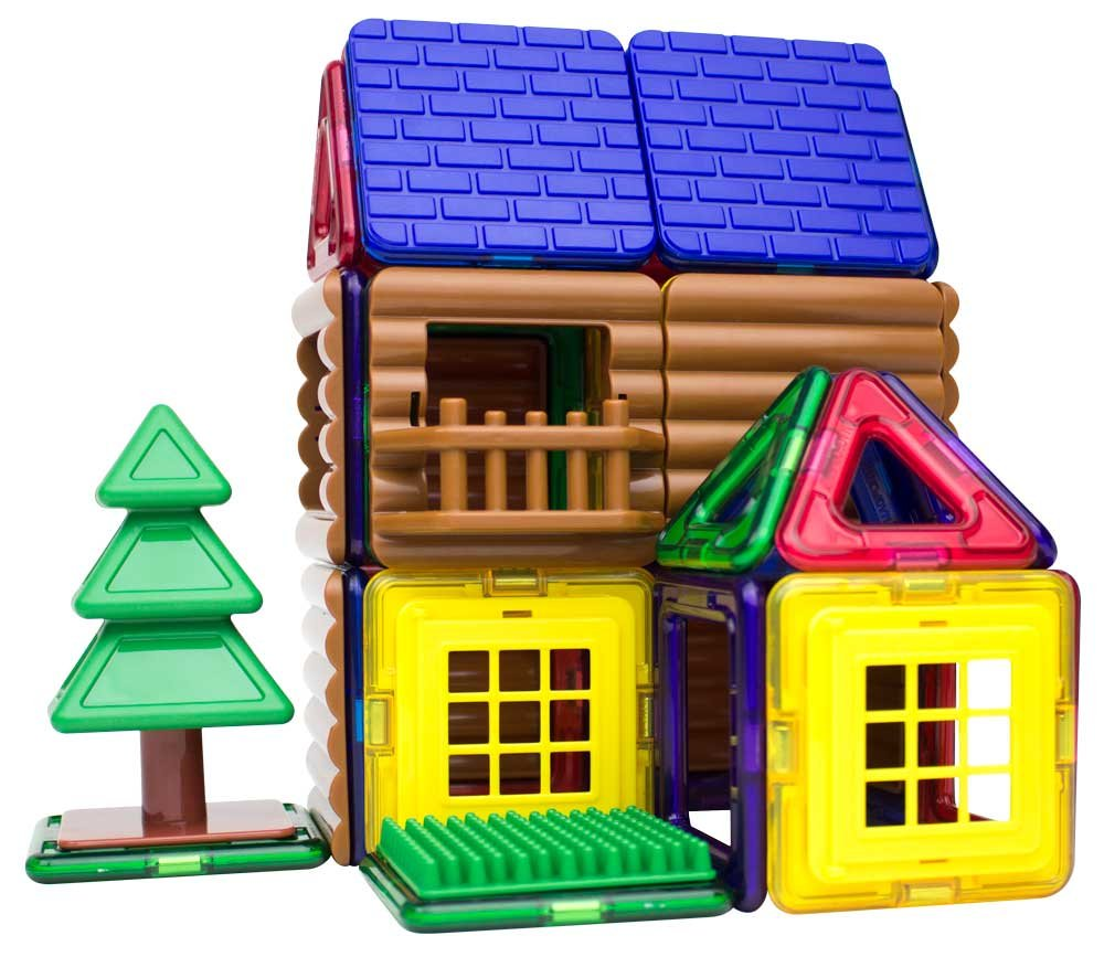 Megaformers Log Cabin ONLY $29...