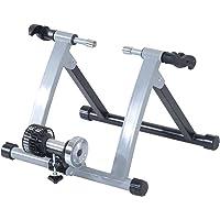 Home Trainer pour Velo Argent Noir equipement/Support Entrainement vélo