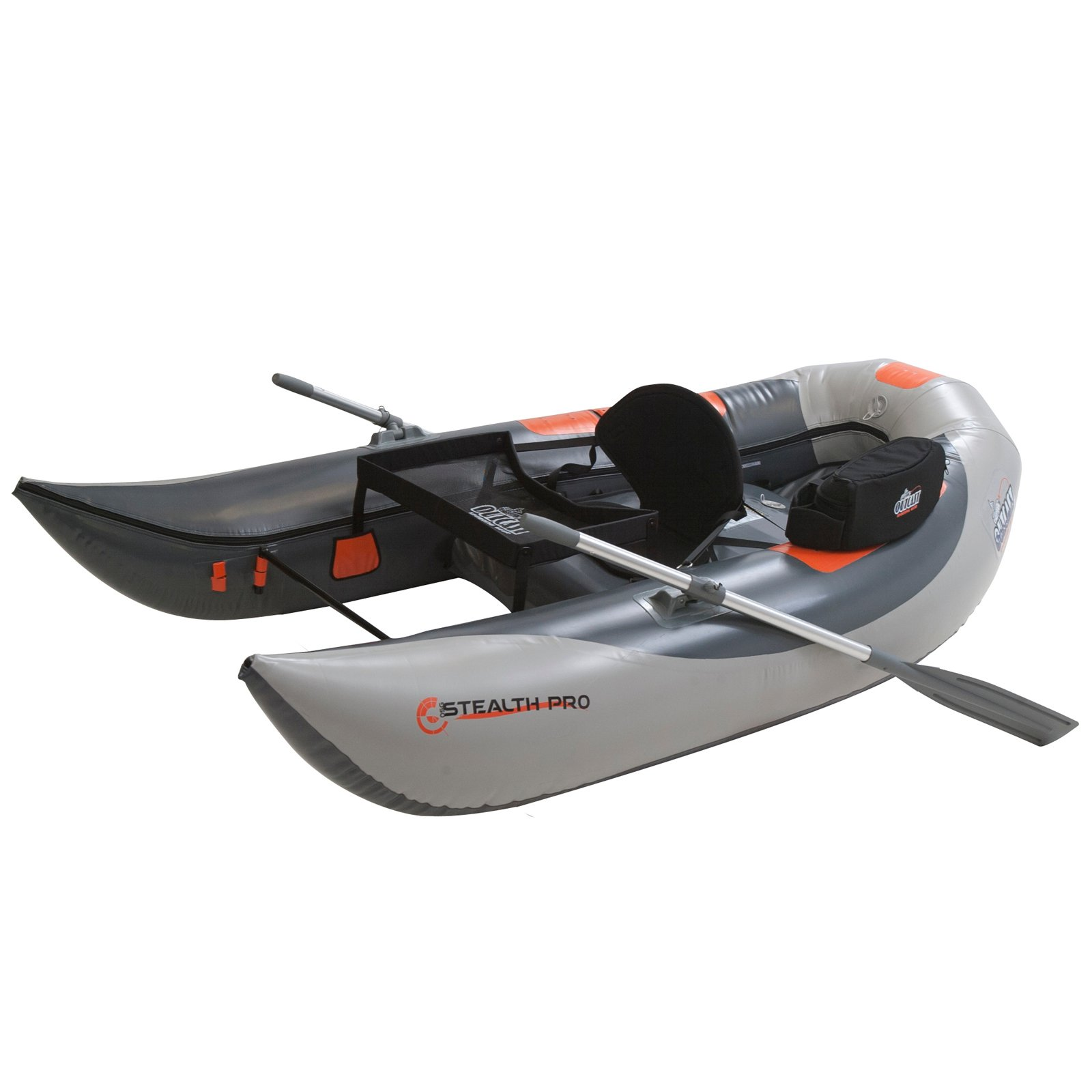 New Oucast Stealth Frameless Pro Watercraft by Outcast Sporting Gear