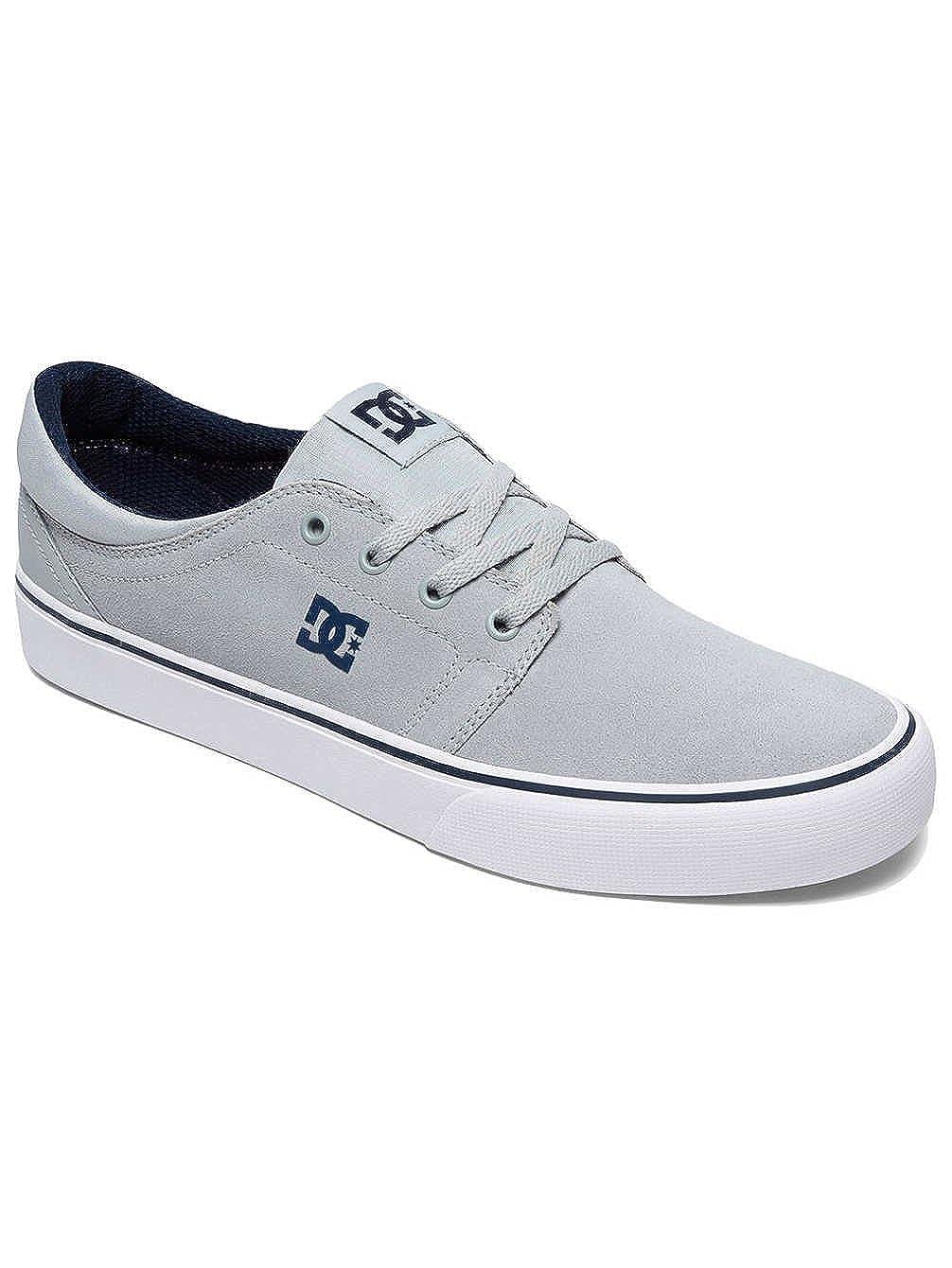 gris DC chaussures - Pure - baskets Basses - Garçon 39 EU