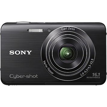 Sony DSC-W650 - Cámara digital (16,1 MP, 4608 x 3456