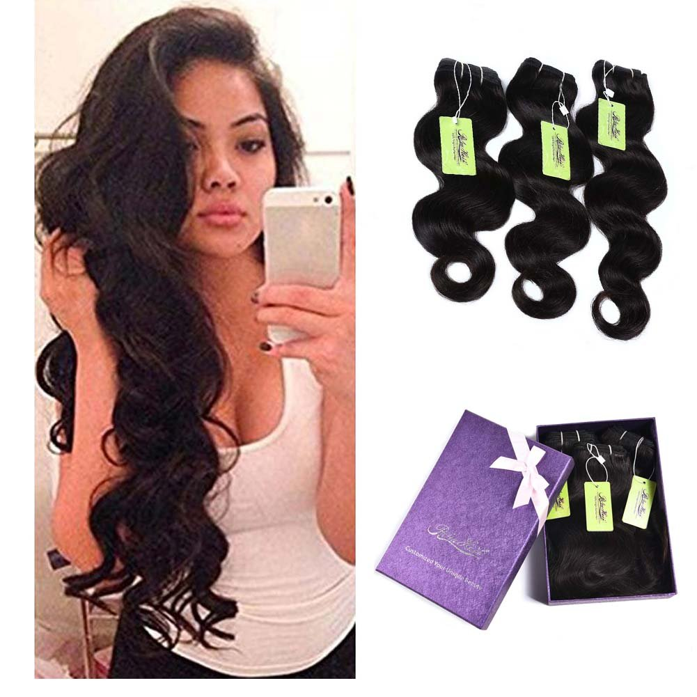 Best Hair Extensions Indian Raw Hair Body Wave Re4u Virgin Remy